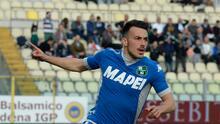 Villarreal anuncia el fichaje del delantero italiano Sansone