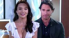 Angelique Boyer y Sebastián Rulli hablan de Vencer el Pasado, la novela que los volverá a unir en televisión