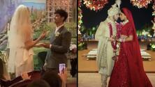 Joe Jonas y Sophie Turner se casaron en Las Vegas en una boda de $600 (la de su hermano Nick costó $500,000)