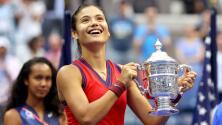 ¡Triunfo histórico! Emma Raducanu se consagra en el US Open