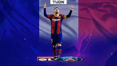 ¡Cuidado, PSG!, Messi, experto en liquidar franceses en Octavos