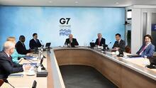 Líderes del G7 confirman donación de 1,000 millones de vacunas al mundo en desarrollo