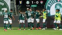Resumen | Palmeiras sentenció a Fluminense en juego de ida y vuelta