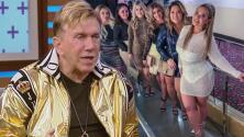 Osmel Sousa resumió en una sola palabra el look que usó Chiquis Rivera en Las Vegas