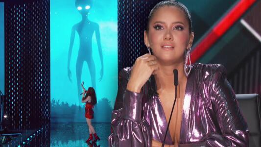 Daniella Álvarez confiesa que ella ha visto aliens, al igual que una participante de NBL
