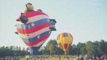 Raleigh Balloon Glow se extiende el fin de semana en el Dorothea Dix Park