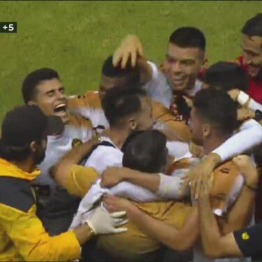 ¡Con gol agónico! Dorados derrota 2-1 a Alebrijes y conserva el liderato