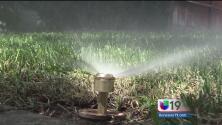 Restringen el uso de agua en Turlock
