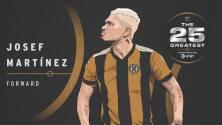 The 25 Greatest: Josef Martínez el goleador histórico del Atlanta United