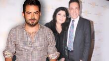 """José Eduardo Derbez creyó que su padrastro lo iba a dejar morir para """"quedarse"""" con Victoria Ruffo"""