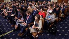 Demócratas confían en la fuerza de los testimonios obtenidos en las últimas dos semanas rumbo a un 'impeachment'