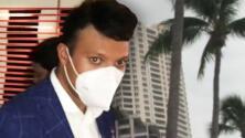 La fuga de Larry Ramos podría haber quedado grabada en las imágenes de las cámaras de vigilancia de su edificio