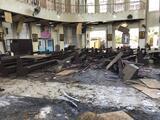 Dos bombas explotan durante una misa de domingo en Filipinas y dejan 20 muertos y más de 100 heridos