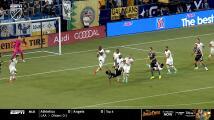 ¡Impresionante gol de chilena! Rayan Raveloson adelanta a LA Galaxy al estilo de 'Hugo Sánchez'
