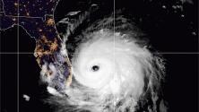 Dorian continúa alejándose de Bahamas y el sur de Florida con vientos de hasta 110 millas por hora