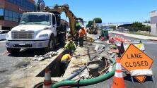 Senadores republicanos y demócratas llegan a un acuerdo con el presidente Biden para modernizar la infraestructura del país