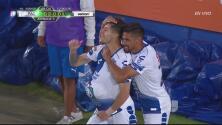¡Llegó el más deseado! Ángelo Sagal pone el gol de ventaja para Tuzos