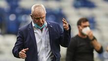 Aguirre tiene dos dudas en la alineación contra FC Juárez
