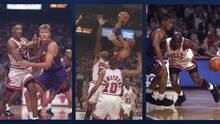 Revive el pasado con estas fotos: Finales de la NBA de 1993 entre los Suns y Bulls
