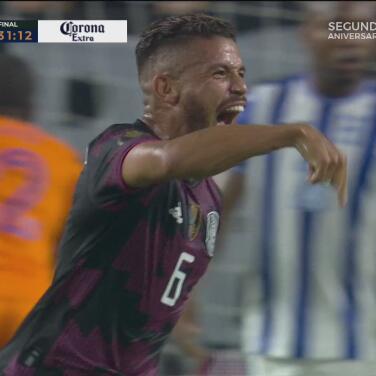 ¡Acostumbrado a golazos! Jona dos Santos marca el 2-0