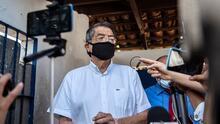"""El escritor y exvicepresidente de Nicaragua, Sergio Ramírez, es acusado de """"incitar al odio"""" por el gobierno de Daniel Ortega"""