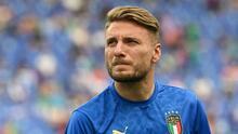 Italia no olvida a Lukaku ante posibles bajas de Hazard y De Bruyne