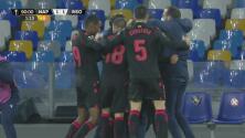 ¡Willian José hace el 1-1 y le da el pase a la Real Sociedad!