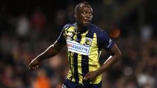 """¡Duró poco! Usain Bolt se retiró del fútbol: """"Fue bonito mientras duró"""""""