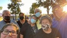 Tragedia familiar: viajan al concierto de los Bukis en San Antonio y acaban muertos en un choque