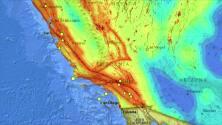Estas son las cuatro falla geológicas con más movimiento en el sur de California