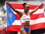 Puerto Rico de fiesta: Jasmine Camacho-Quinn llega a la Isla