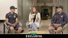 Antuna y Alexis Vega aseguran habrá espectáculo en el Clásico Nacional