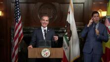 Alcalde de Los Ángeles habla sobre nuevos beneficios para los indigentes en medio de la crisis del coronavirus
