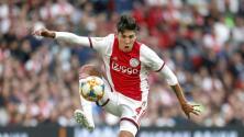 Ten Hag dice que cuenta con Edson Álvarez para toda esta campaña en el Ajax
