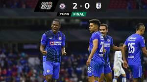 Cruz Azul sacó un triunfo que vale más de tres puntos
