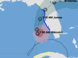 Sigue aquí la trayectoria del huracán Eta