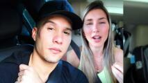 Chyno Miranda y su esposa responden en sus redes sociales a los rumores de su separación