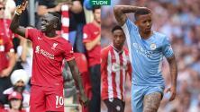 Liverpool vence al Crystal Palace; el City no pudo con el Southampton