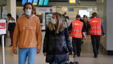 Estos son los nuevos requisitos de vacunación contra el coronavirus para los extranjeros que quieran viajar a EEUU