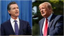 California desafía a Trump al aprobar ley electoral que lo obliga a divulgar sus impuestos