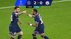 ¡Se estrena La Pulga! Conexión con Mbappé y golazo de Messi ante City