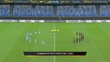 ¡En honor a Paolo Rossi! Minuto de silencio en Napoli vs. Real Sociedad