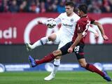 ¡Marco Fabián ni sus luces! Sin presencia mexicana en el empate del Eintracht ante el Núremberg