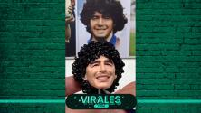 Inmortalizan a Diego Armando Maradona con escultura en miniatura