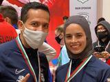 Oscar Salazar hace historia al ganar medalla como atleta y coach en Olímpicos