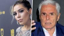 Aseguran que Frida Sofía pone precio a su perdón: pediría 300,000 dólares a su abuelo como compensación
