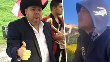 """""""Le disparó 50 veces al piso"""":Nuevo escándalo de Remmy Valenzuela y representante de El Coyote"""