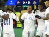 Resumen | Real Madrid le da una 'manita' al Shakhtar en Champions