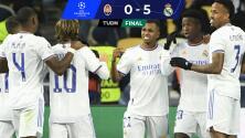 Resumen   Real Madrid le da una 'manita' al Shakhtar en Champions