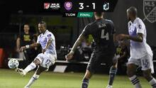 ¡Nani indomable! Orlando City se clasificó a la gran final con un par de golazos del portugués